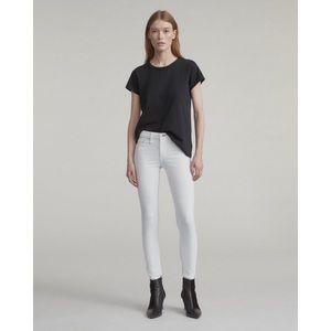 Rag & Bone Nina Skinny Jeans in BLANC 25